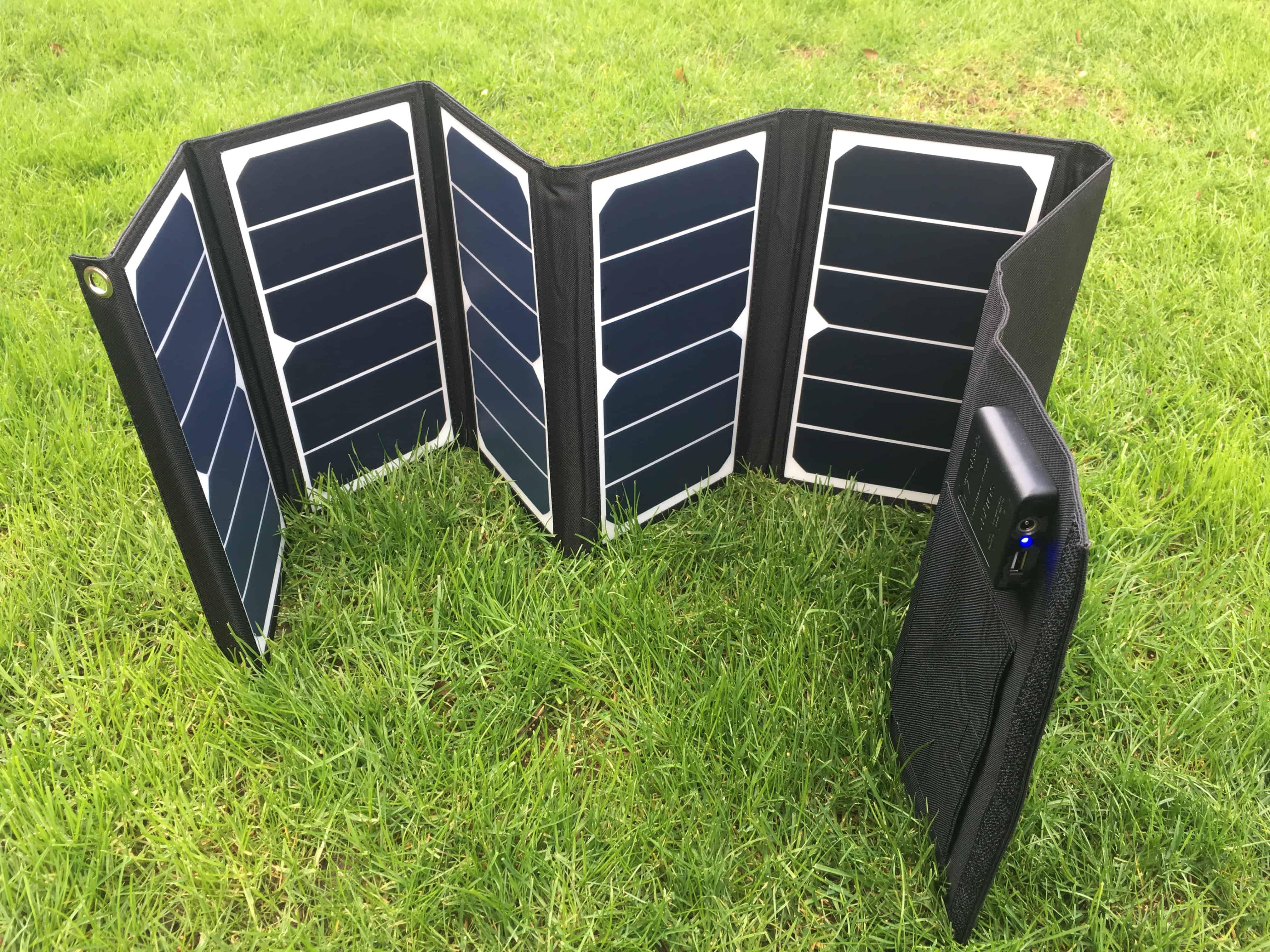 Powapacs 40w Sunpower Solar Panel